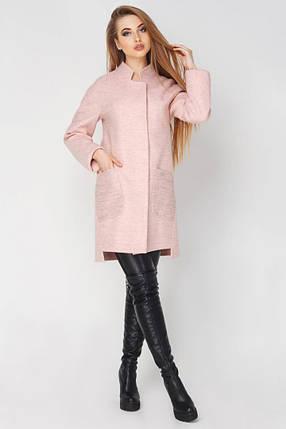 Пальто женское  демисезонное женское Бельгия PB2039   48р, фото 2