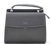 dfe1fa4b0395 Женский клатч David Jones CM3920 d.grey (серый) женская маленькая сумочка  ДЕВИД ДЖОНС