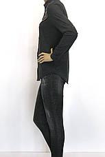 Жіноча сорочка з фланелі , фото 2