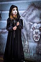 Карнавальный костюм для девочки Смерть, фото 1