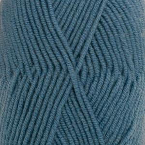 Пряжа DROPS Merino Extra Fine, цвет 23 Grey Blue