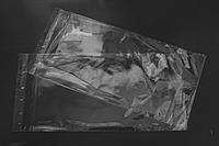 Поліпропіленові пакети з клапаном 9 х16 см / уп-100шт 30МКМ