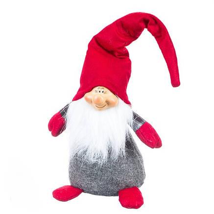 Рождественский гном (44см), фото 2