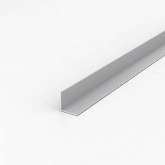 Кутник алюмінієвий 25х25х1 анодований