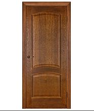 Дверне полотно Капрі без скла шпон Оміс
