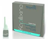 Средство для жирных волос с экстрактом крапивы Nouvelle Golden Drops 10 ml