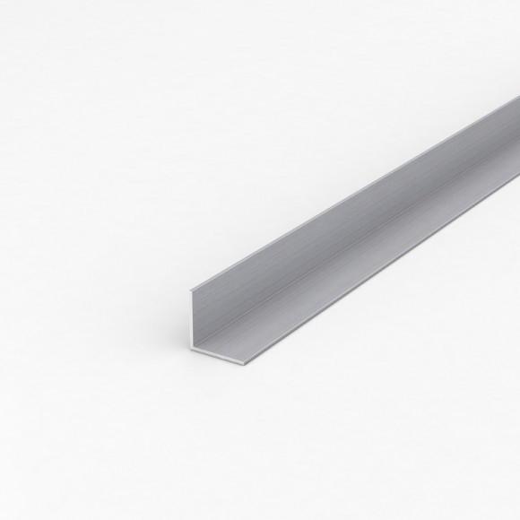 Кутник алюмінієвий 25х25х2 без покриття