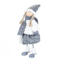 Девочка-снегурочка (48см)