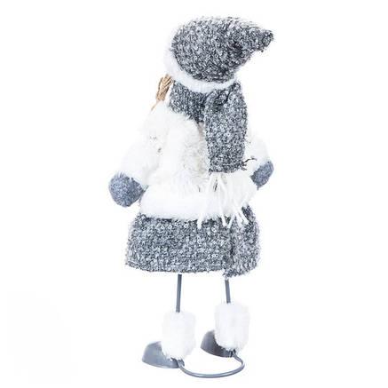 Девочка-снегурочка (48см), фото 2
