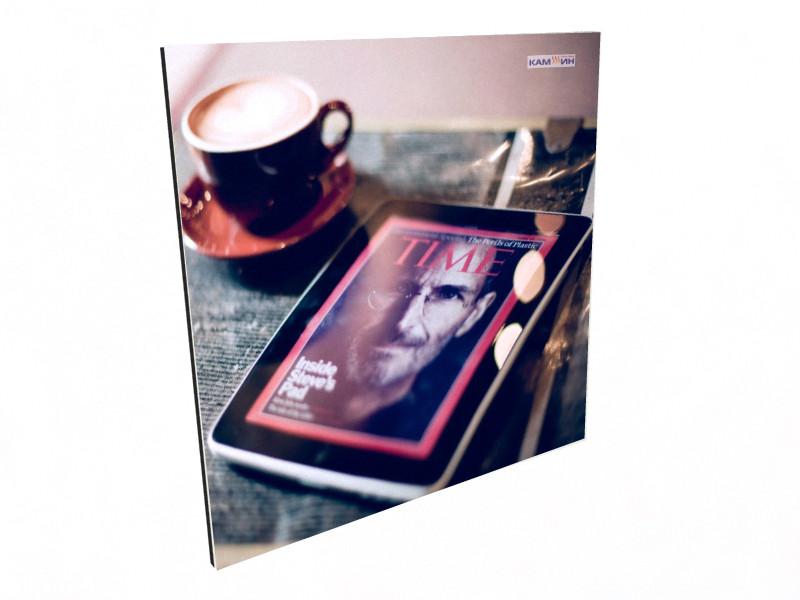 Керамический обогреватель Кам-ин 950С easy heat цветной