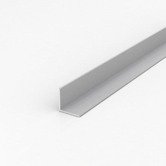 Кутник алюмінієвий 30х30х2 анодований