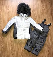Комбинезон зимний на мальчика 4-6 лет, фото 1