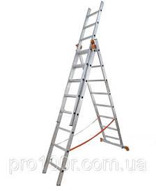 Лестница универсальная 3х8 Budfix 01408