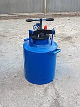 Автоклав бытовой для консервирования на 20 полулитровых и 14 литровых