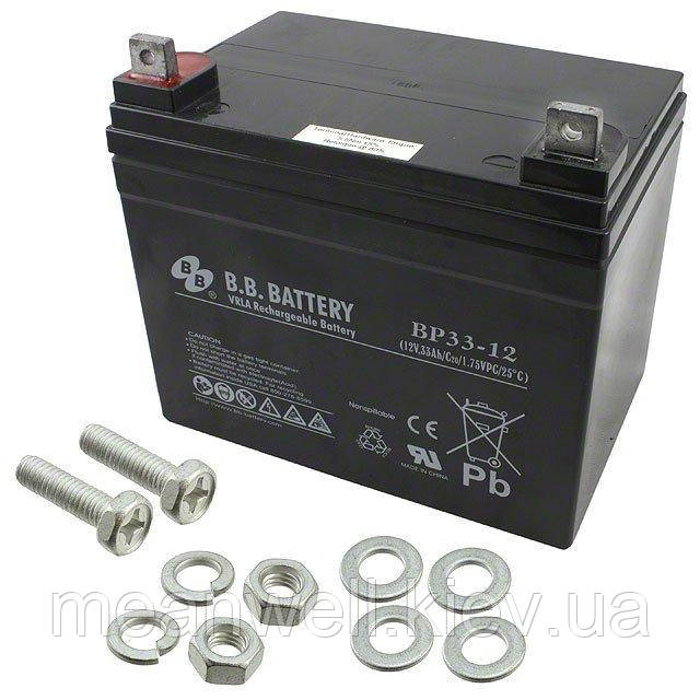 Акумуляторна батарея B. B. Battery BP40-12/B2 12в, 40Ач (AGM)