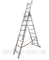 Лестница универсальная 3х10 Budfix 01410