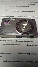 Цифровий фотоапарат Nikon s3600 silver original на запчастини Б. У