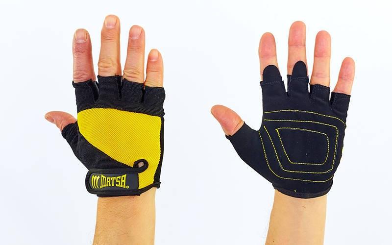 Перчатки для фитнеса MATSA MA-4906