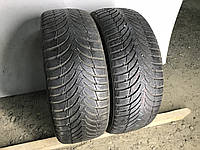 Шины бу зима 215/55R16 Nexen Winguard Snow'G WH2 (2шт) 6мм