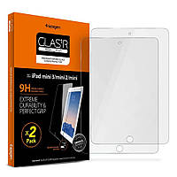 Защитное стекло Spigen для iPad mini 3 / mini 2 / mini, упаковка 2шт. (022GL20816), фото 1