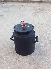 Автоклав бытовой газовый мини черный