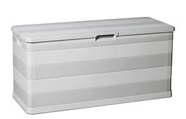 Скриня пластиковий MULTIBOX ELEGANCE LINE 280 л сірий