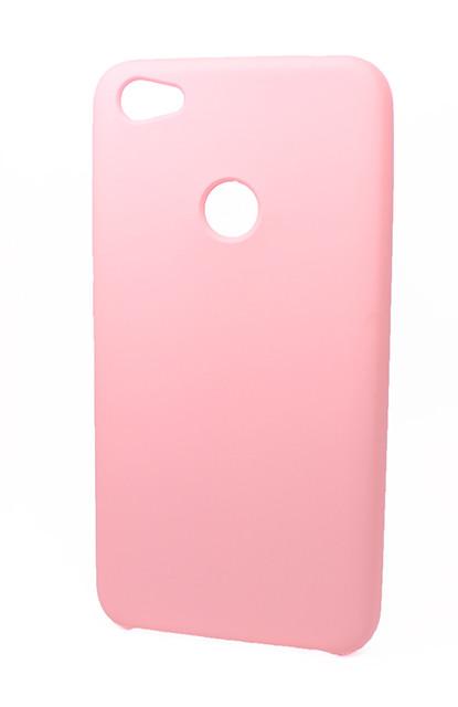 "Накладка Xiaomi Redmi Note 5a ""Soft-touch"" Розовая"