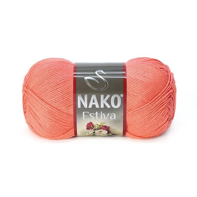 Пряжа Estiva Nako - Естива Нако код 3278 9шт