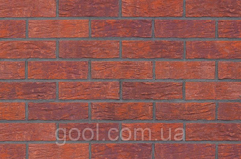 Плитка клинкерная King Klinker Old Castle цвет HF08 Deep purple размер 240x71x10 мм