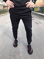 Мужские спортивные штаны, черные