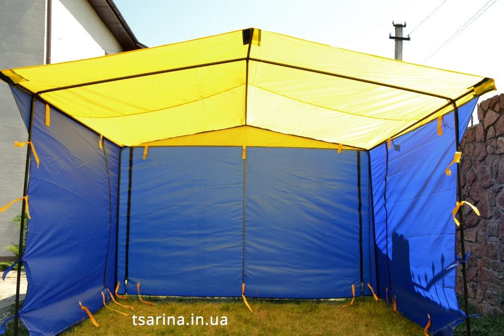 Торговая палатка от 1100гр.