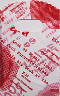 Пакет полиэтиленовый Типа Банан Роза 9 х15 см / уп-50шт