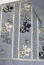 Жіноча сорочка з вишивкою сезон осінь-зима, фото 3
