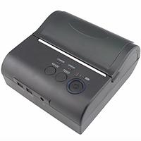 Портативный Bluetooth термопринтер JP-80LYA 80 мм (10016)