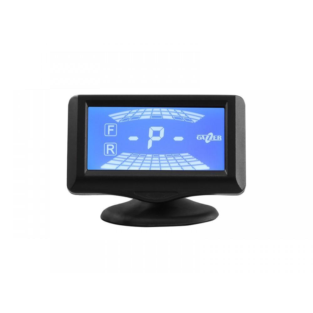 Монітор для паркувальної системи Gazer PAD20