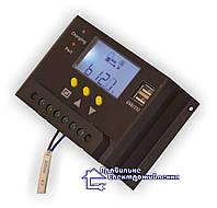 Контролер заряду LMS 2420 20А для сонячних фотомодулів, фото 1