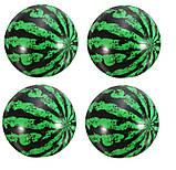 Мяч арбузик  16 см-20 см, фото 2