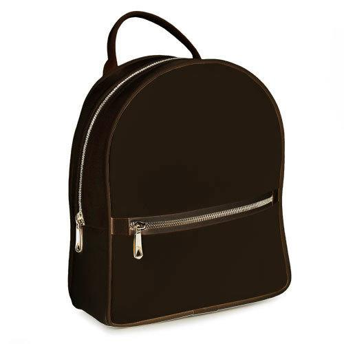 Городской рюкзак темно-коричневый 23х30х7 см (ERK1_TBR)