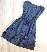 Р.146  Детское платье сарафан Лорен, фото 1