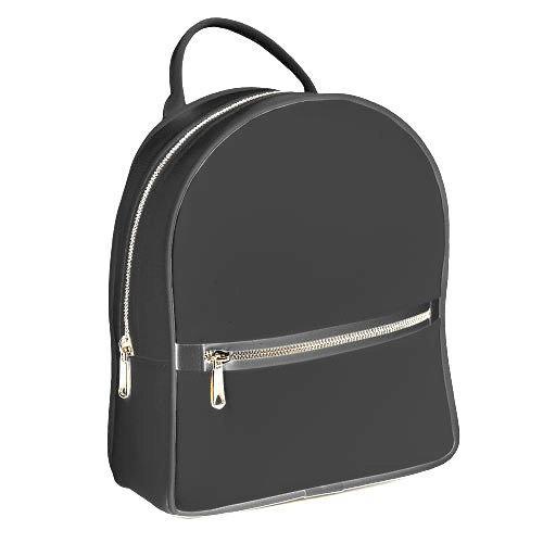 Рюкзак міський сірий 23х30х7 см (ERK1_SE)