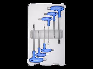 Набір Torx 6 од. (Т10-Т40) Г-образних