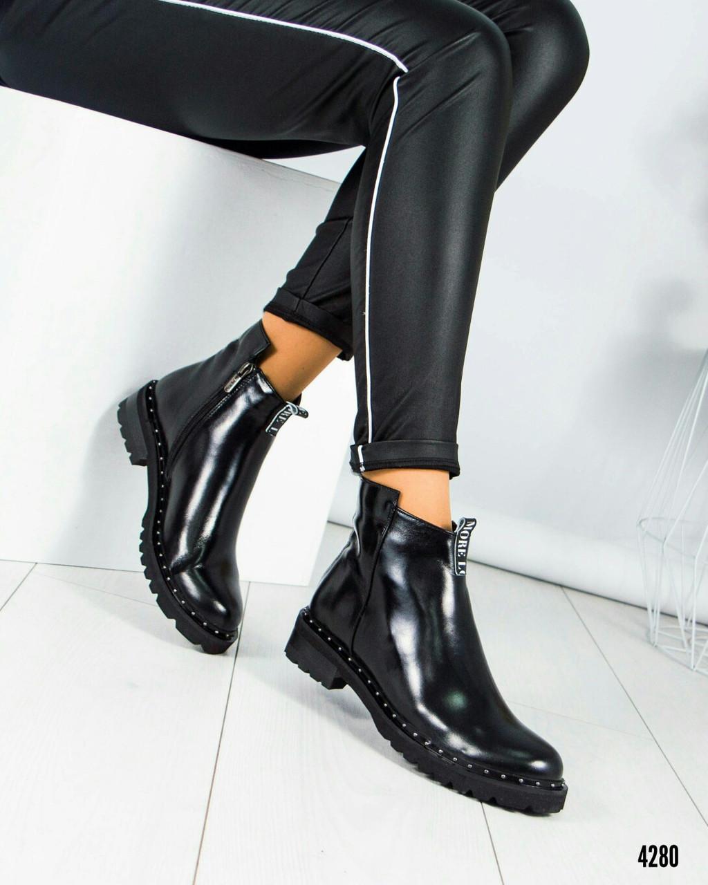 Стильные демисезонные ботинки Размер 38 40