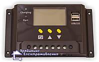 Контролер заряду LMS 2420 12-24В, 30А для сонячних фотомодулів, фото 1