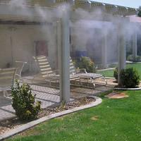Правила выбора систем туманообразования для уличного охлаждения