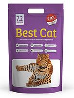 Силикагелевый наполнитель Best Cat Purple Lawender 7,2 л
