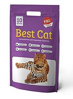 Силикагелевый наполнитель Best Cat Purple Lawender 10 л