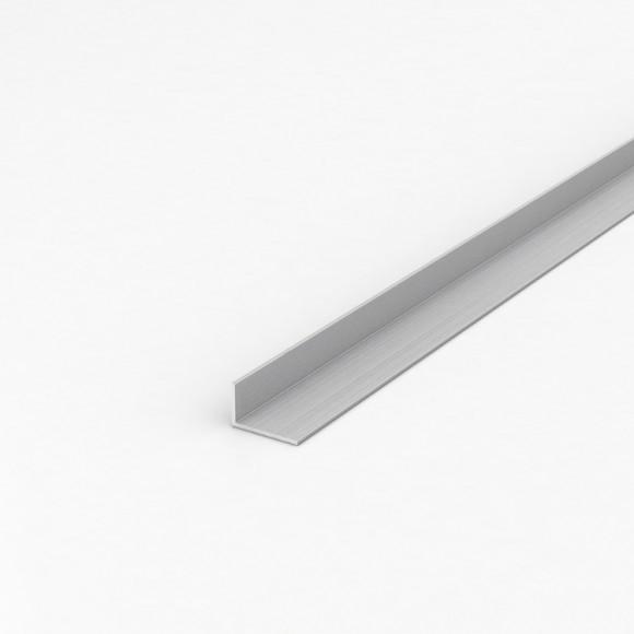 Кутник алюмінієвий 40х20х2 без покриття
