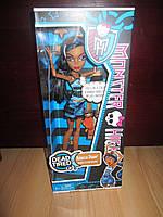 Кукла Monster High Dead Tired Robecca Steam Робекка Пижамная вечеринка