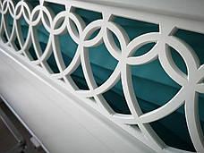 """Кровать Ариэль """"Декор"""" 1,4 м. (изголовье - Н 1000) (цвет белый), фото 2"""
