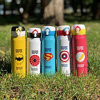 Термос Супергерои 500 мл